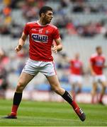 20 July 2019; Luke Connolly of Cork during the GAA Football All-Ireland Senior Championship Quarter-Final Group 2 Phase 2 match between Cork and Tyrone at Croke Park in Dublin. Photo by David Fitzgerald/Sportsfile