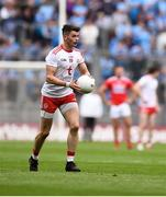 20 July 2019; Richard Donnelly of Tyrone during the GAA Football All-Ireland Senior Championship Quarter-Final Group 2 Phase 2 match between Cork and Tyrone at Croke Park in Dublin. Photo by David Fitzgerald/Sportsfile