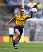 20 July 2019; Enda Smith of Roscommon during the GAA Football All-Ireland Senior Championship Quarter-Final Group 2 Phase 2 match between Dublin and Roscommon at Croke Park in Dublin. Photo by David Fitzgerald/Sportsfile