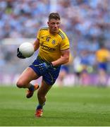 20 July 2019; Conor Cox of Roscommon during the GAA Football All-Ireland Senior Championship Quarter-Final Group 2 Phase 2 match between Dublin and Roscommon at Croke Park in Dublin. Photo by David Fitzgerald/Sportsfile