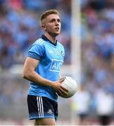 20 July 2019; Paddy Small of Dublin during the GAA Football All-Ireland Senior Championship Quarter-Final Group 2 Phase 2 match between Dublin and Roscommon at Croke Park in Dublin. Photo by David Fitzgerald/Sportsfile