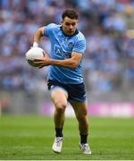 20 July 2019; Kevin McManamon of Dublin during the GAA Football All-Ireland Senior Championship Quarter-Final Group 2 Phase 2 match between Dublin and Roscommon at Croke Park in Dublin. Photo by David Fitzgerald/Sportsfile