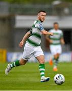 21 July 2019; Jack Byrne of Shamrock Rovers during the SSE Airtricity League Premier Division match between Shamrock Rovers and UCD at Tallaght Stadium in Dublin. Photo by Seb Daly/Sportsfile