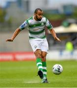 21 July 2019; Ethan Boyle of Shamrock Rovers during the SSE Airtricity League Premier Division match between Shamrock Rovers and UCD at Tallaght Stadium in Dublin. Photo by Seb Daly/Sportsfile