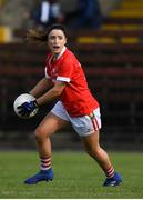 16 June 2019; Eimear Scally of Cork during the TG4 Ladies Football Munster Senior Football Championship Final match between Cork and Waterford at Fraher Field in Dungarvan, Co. Waterford. Photo by Harry Murphy/Sportsfile