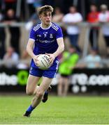 14 July 2019; Karl Gallagher of Monaghan during the Electric Ireland Ulster GAA Football Minor Championship Final match between Monaghan and Tyrone at Athletic Grounds in Armagh. Photo by Piaras Ó Mídheach/Sportsfile