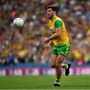 21 July 2019; Daire Ó Baoill of Donegal during the GAA Football All-Ireland Senior Championship Quarter-Final Group 1 Phase 2 match between Kerry and Donegal at Croke Park in Dublin. Photo by Ray McManus/Sportsfile