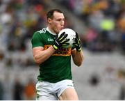 21 July 2019; Mark Griffin of Kerry during the GAA Football All-Ireland Senior Championship Quarter-Final Group 1 Phase 2 match between Kerry and Donegal at Croke Park in Dublin. Photo by Ray McManus/Sportsfile