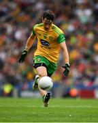 21 July 2019; Eoin McHugh of Donegal during the GAA Football All-Ireland Senior Championship Quarter-Final Group 1 Phase 2 match between Kerry and Donegal at Croke Park in Dublin. Photo by Ray McManus/Sportsfile