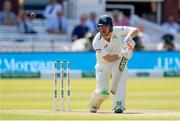 24 July 2019; Paul Stirling of Ireland batting during day one of the Specsavers Test Match between Ireland and England at Lords Cricket Ground in London, England. Photo by Matt Impey/Sportsfile
