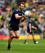 21 July 2019; Seamus O'Shea of Mayo during the GAA Football All-Ireland Senior Championship Quarter-Final Group 1 Phase 2 match between Mayo and Meath at Croke Park in Dublin. Photo by Ray McManus/Sportsfile