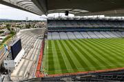 27 July 2019; A general view of Croke Park before the GAA Hurling All-Ireland Senior Championship Semi-Final match between Kilkenny and Limerick at Croke Park in Dublin. Photo by Piaras Ó Mídheach/Sportsfile