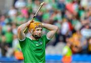 27 July 2019; Richie English of Limerick after the GAA Hurling All-Ireland Senior Championship Semi-Final match between Kilkenny and Limerick at Croke Park in Dublin. Photo by Ray McManus/Sportsfile