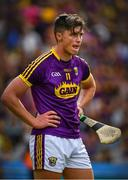 28 July 2019; A dejected Conor McDonald of Wexford after the GAA Hurling All-Ireland Senior Championship Semi Final match between Wexford and Tipperary at Croke Park in Dublin. Photo by Brendan Moran/Sportsfile