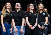 28 July 2019; The Mont Sion Choir from Waterford performing during the Renault GAA World Games Opening Ceremony at Waterford City in Waterford. Photo by Piaras Ó Mídheach/Sportsfile