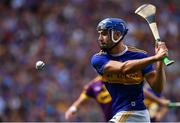 28 July 2019; John McGrath of Tipperary during the GAA Hurling All-Ireland Senior Championship Semi Final match between Wexford and Tipperary at Croke Park in Dublin. Photo by Brendan Moran/Sportsfile