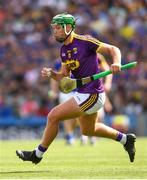 28 July 2019; Conor McDonald of Wexford during the GAA Hurling All-Ireland Senior Championship Semi Final match between Wexford and Tipperary at Croke Park in Dublin. Photo by Ramsey Cardy/Sportsfile