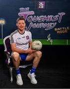 1 August 2019; Conor McManus of Clontibret O'Neills and Monaghan, in attendance at the launch of the new dual-player feature of AIB's online video game, The Toughest Journey. Previously restricted to playing as a single user, 'Battle Mode' will allow game players to go head-to-head in real time. For the second year, AIB have brought back their retro style video game, The Toughest Journey, that brings to life the challenges players face throughout their careers from Club to County in the journey to the All-Ireland Final. For exclusive content and to see why AIB is backing Club and County follow us @AIB_GAA on Twitter, Instagram, Snapchat, Facebook and AIB.ie/GAA and to play the game visit www.thetoughestjourneygame.com. Photo by Sam Barnes/Sportsfile