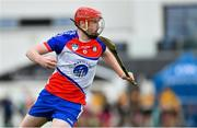 1 August 2019; Gerard McPartland of New York in the Irish Born Hurling Cup semi-final game against Middle East during the Renault GAA World Games 2019 Day 4 at WIT Arena, Carriganore, Co. Waterford. Photo by Piaras Ó Mídheach/Sportsfile