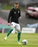 28 July 2019; Kevin O'Connor of Cork City prior to the SSE Airtricity League Premier Division match between Cork City and Shamrock Rovers at Turners Cross in Cork. Photo by Ben McShane/Sportsfile
