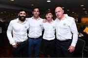 2 August 2019; Players from Argentina during the Renault GAA World Games 2019 Closing Reception at Croke Park in Dublin. Photo by Matt Browne/Sportsfile