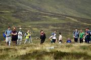 3 August 2019; Colin Ryan of Limerick during the 2019 M. Donnelly GAA All-Ireland Poc Fada Finals at Annaverna Mountain in the Cooley Peninsula, Ravensdale, Co Louth. Photo by Piaras Ó Mídheach/Sportsfile