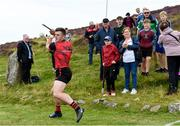 3 August 2019; Patrick Horgan of Cork during the 2019 M. Donnelly GAA All-Ireland Poc Fada Finals at Annaverna Mountain in the Cooley Peninsula, Ravensdale, Co Louth. Photo by Piaras Ó Mídheach/Sportsfile