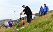 3 August 2019; Brendan Cummins of Tipperary during the 2019 M. Donnelly GAA All-Ireland Poc Fada Finals at Annaverna Mountain in the Cooley Peninsula, Ravensdale, Co Louth. Photo by Piaras Ó Mídheach/Sportsfile