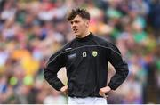 3 August 2019; David Clifford of Kerry prior to the GAA Football All-Ireland Senior Championship Quarter-Final Group 1 Phase 3 match between Meath and Kerry at Páirc Tailteann in Navan, Meath. Photo by Stephen McCarthy/Sportsfile