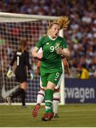 3 August 2019; Amber Barrett of Republic of Ireland reacts to a missed shot on goal during the Women's International Friendly match between USA and Republic of Ireland at Rose Bowl in Pasadena, California, USA. Photo by Cody Glenn/Sportsfile
