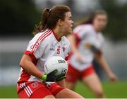 3 August 2019; Niamh O'Neill of Tyrone during the TG4 All-Ireland Ladies Football Senior Championship Quarter-Final match between Cork and Tyrone at Duggan Park in Ballinasloe, Galway. Photo by Ray McManus/Sportsfile