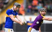 4 August 2019; Jerome Cahill of Tipperary scores his side's sixth goal during the Bord Gáis GAA Hurling All-Ireland U20 Championship Semi-Final match between Tipperary and Wexford at Nowlan Park in Kilkenny. Photo by David Fitzgerald/Sportsfile
