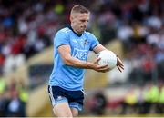 4 August 2019; Eoghan O'Gara of Dublin during the GAA Football All-Ireland Senior Championship Quarter-Final Group 2 Phase 3 match between Tyrone and Dublin at Healy Park in Omagh, Tyrone. Photo by Oliver McVeigh/Sportsfile