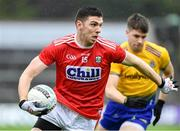 4 August 2019; Luke Connolly of Cork during the GAA Football All-Ireland Senior Championship Quarter-Final Group 2 Phase 3 match between Cork and Roscommon at Páirc Uí Rinn in Cork. Photo by Matt Browne/Sportsfile
