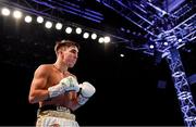 3 August 2019; Michael Conlan during his WBA and WBO Inter-Continental Featherweight title bout against Diego Alberto Ruiz at Falls Park in Belfast. Photo by Ramsey Cardy/Sportsfile