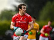 8 June 2019; Bevan Duffy of Louth during the GAA Football All-Ireland Senior Championship Round 1 match between Louth and Antrim at Gaelic Grounds in Drogheda, Louth. Photo by Ray McManus/Sportsfile