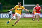 8 June 2019; Conor Murray of Antrim during the GAA Football All-Ireland Senior Championship Round 1 match between Louth and Antrim at Gaelic Grounds in Drogheda, Louth. Photo by Ray McManus/Sportsfile