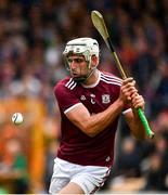 9 June 2019; Gearoid McInerney of Galway during the Leinster GAA Hurling Senior Championship Round 4 match between Kilkenny and Galway at Nowlan Park in Kilkenny. Photo by Ray McManus/Sportsfile
