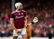 9 June 2019; Jason Flynn of Galway during the Leinster GAA Hurling Senior Championship Round 4 match between Kilkenny and Galway at Nowlan Park in Kilkenny. Photo by Ray McManus/Sportsfile