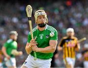 27 July 2019; Cian Lynch of Limerick during the GAA Hurling All-Ireland Senior Championship Semi-Final match between Kilkenny and Limerick at Croke Park in Dublin. Photo by Ray McManus/Sportsfile