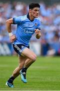 4 August 2019; Diarmuid Connolly of Dublin during the GAA Football All-Ireland Senior Championship Quarter-Final Group 2 Phase 3 match between Tyrone and Dublin at Healy Park in Omagh, Tyrone. Photo by Brendan Moran/Sportsfile