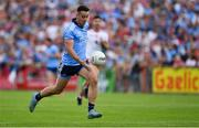 4 August 2019; Cormac Costello of Dublin during the GAA Football All-Ireland Senior Championship Quarter-Final Group 2 Phase 3 match between Tyrone and Dublin at Healy Park in Omagh, Tyrone. Photo by Brendan Moran/Sportsfile