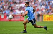 4 August 2019; James McCarthy of Dublin during the GAA Football All-Ireland Senior Championship Quarter-Final Group 2 Phase 3 match between Tyrone and Dublin at Healy Park in Omagh, Tyrone. Photo by Brendan Moran/Sportsfile