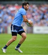 4 August 2019; Kevin McManamon of Dublin during the GAA Football All-Ireland Senior Championship Quarter-Final Group 2 Phase 3 match between Tyrone and Dublin at Healy Park in Omagh, Tyrone. Photo by Brendan Moran/Sportsfile