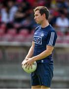 4 August 2019; Dublin performance nutritionist Daniel Davey prior to the GAA Football All-Ireland Senior Championship Quarter-Final Group 2 Phase 3 match between Tyrone and Dublin at Healy Park in Omagh, Tyrone. Photo by Brendan Moran/Sportsfile