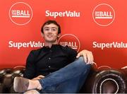 7 August 2019; SuperValu, Ireland's largest grocery retailer with over 220 stores nationwide, teamed up with Ireland's leading sports broadcasters, Off The Ball, to bring their award-winning show on the road this summer, to celebrate SuperValu's 10th year as sponsor of the GAA Football All-Ireland Senior Championship. Joined by a host of special guests, the SuperValu Off The Ball roadshow landed in CLG Acla, Achill, last Wednesday, 7th August. In attendance at SuperValu Off The Ball roadshow is Ciaran Boylan, Achill GAA player and Son of Sean Boylan, at CLG Acla in Achill, Co. Mayo. Photo by Sam Barnes/Sportsfile