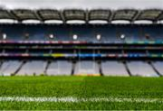 10 August 2019; A detailed view of Croke Park ahead the Electric Ireland GAA Football All-Ireland Minor Championship Semi-Final match between Cork and Mayo at Croke Park in Dublin. Photo by Sam Barnes/Sportsfile