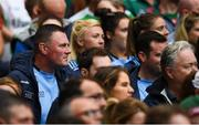 10 August 2019; Dublin ladies football manager Mick Bohan during the GAA Football All-Ireland Senior Championship Semi-Final match between Dublin and Mayo at Croke Park in Dublin. Photo by Ramsey Cardy/Sportsfile