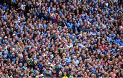 10 August 2019; Dublin manager Jim Gavin during the GAA Football All-Ireland Senior Championship Semi-Final match between Dublin and Mayo at Croke Park in Dublin. Photo by Piaras Ó Mídheach/Sportsfile
