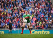 10 August 2019; Andy Moran of Mayo during the GAA Football All-Ireland Senior Championship Semi-Final match between Dublin and Mayo at Croke Park in Dublin. Photo by Stephen McCarthy/Sportsfile